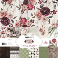 Kaisercraft: Paper Pack with Bonus Sticker Sheet - Gypsy Rose