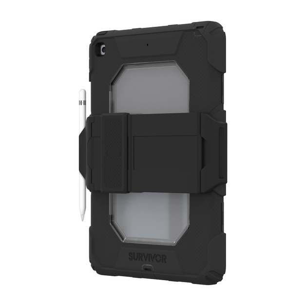 Griffin: Survivor All-Terrain for iPad (10.2) - Black