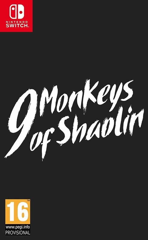9 Monkeys of Shaolin for Switch