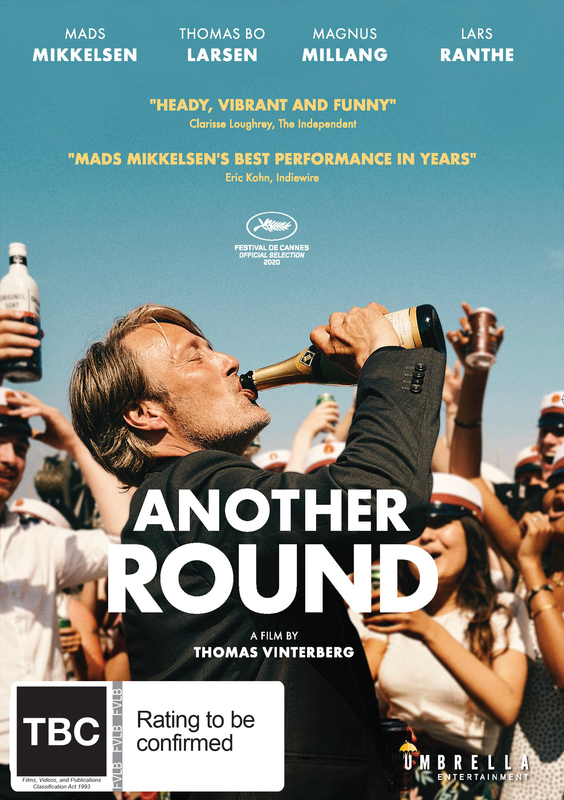 Another Round on DVD