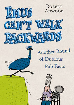 Emus Can't Walk Backwards by Robert Anwood image