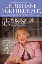 The Wisdom of Menopause by Christiane Northrup image