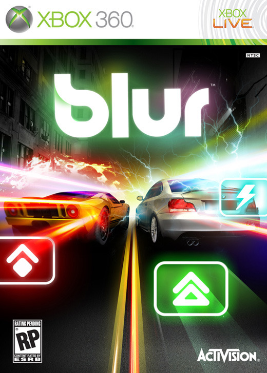 Blur for Xbox 360