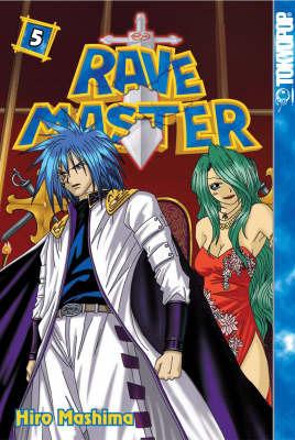 Rave Master: v. 5 by Hiro Mashima