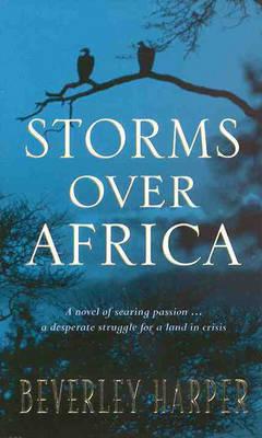 Storms over Africa by Bev Harper