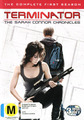 Terminator - The Sarah Connor Chronicles: The Complete 1st Season (3 Disc Set) DVD