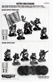 Astra Militarum Tempestus Scions / Command Squad image