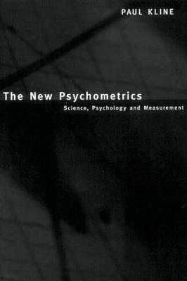 The New Psychometrics by Paul Kline image