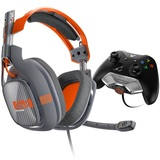 Astro A40 + M80 XB1 Gaming Headset (Grey/Orange) for Xbox One