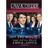 Law & Order - The 5th Year (6 Disc Set) on DVD