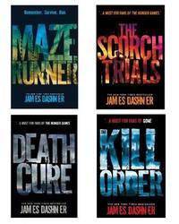 Maze Runner Collection by James Dashner