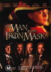 Man In The Iron Mask on DVD