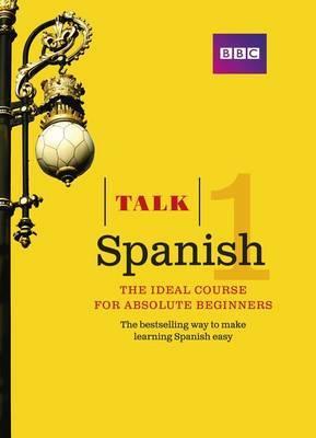 Talk Spanish Book 3rd Edition by Almudena Sanchez
