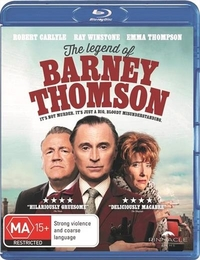 The Legend of Barney Thomson on Blu-ray