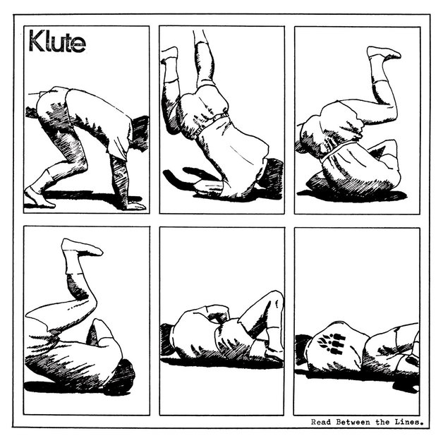 Read Between The Lines (LP) by Klute