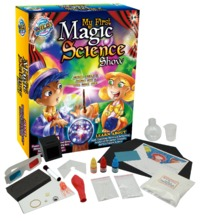 Wild Science: My First Magic Science Show - Activity Set