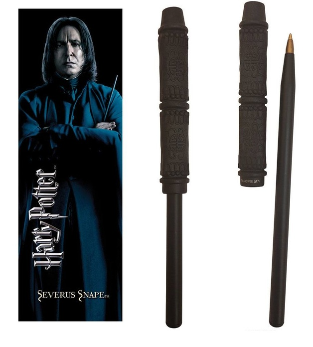 Harry Potter: Pen & Bookmark Set - Snape