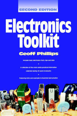 Newnes Electronics Toolkit by Geoff Philips image