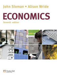 Economics by Alison Wride