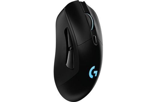 Logitech G703 Lightspeed Wireless Gaming Mouse for