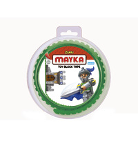 Mayka: Small Construction Tape - Green (1M)