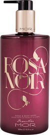 MOR Rosa Noir Hand & Body Wash (500ml)