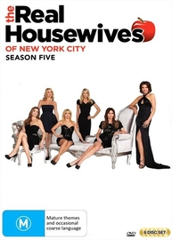 The Real Housewives: Of New York - Season Five on DVD