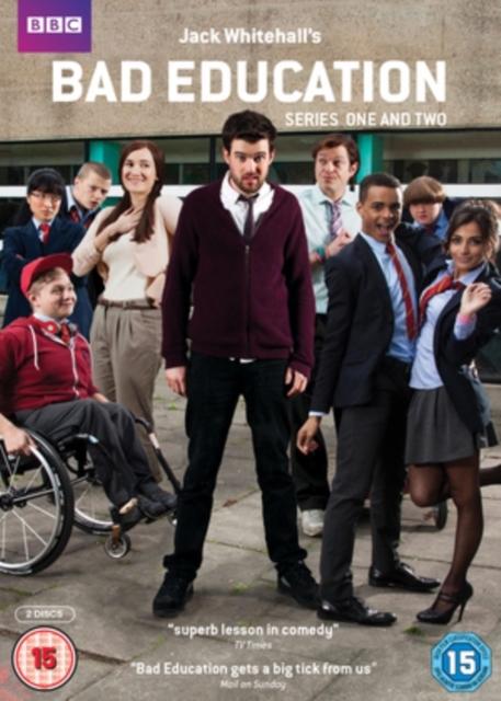 Bad Education Series 1-2 on DVD