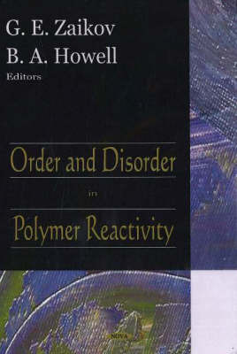 Order & Disorder in Polymer Reactivity image