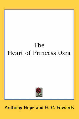 The Heart of Princess Osra by Anthony Hope image