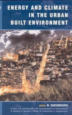 Energy and Climate in the Urban Built Environment image