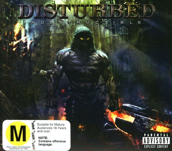 Indestructible: Special Limited Edition by Disturbed image
