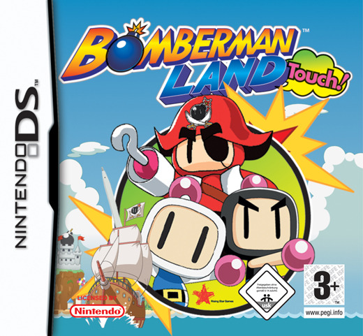 Bomberman Land Touch! for Nintendo DS
