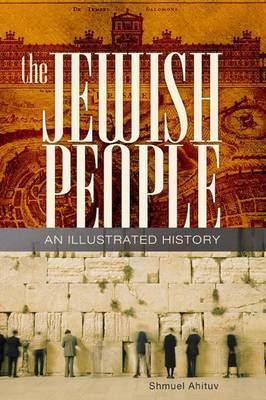 Historical Atlas of the Jewish People by Schmuel Ahituv