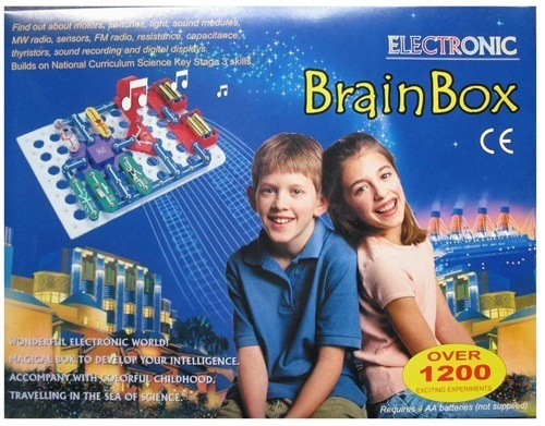 At All Costs Boat Experiment Brainbox Free Shipping