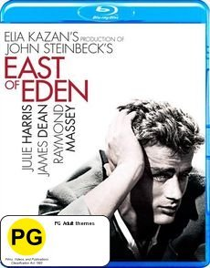 East of Eden on Blu-ray