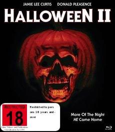 Halloween 2 on Blu-ray