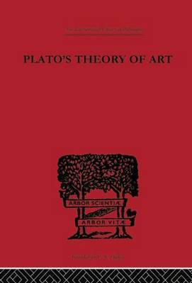 Plato's Theory of Art by Rupert C. Lodge image