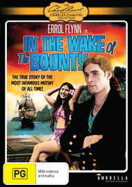 In the Wake of the Bounty DVD