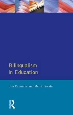 Bilingualism in Education by Jim Cummins image