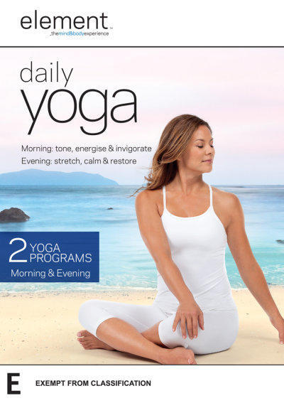 Element: Daily Yoga on DVD