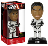 Star Wars: Finn (Stormtrooper) Wacky Wobbler Bobble Head