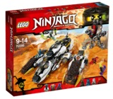 LEGO Ninjago - Ultra Stealth Raider (70595)