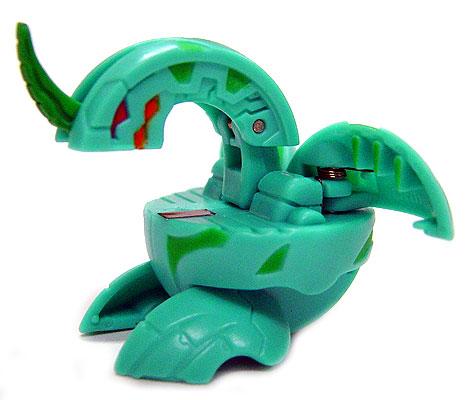 Bakugan Deka Dragonoid - Green image