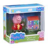 Peppa Pig: Figure and Accessory Pack - Peppa & House