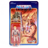 Masters of the Universe - He-Man Retro Action Figure