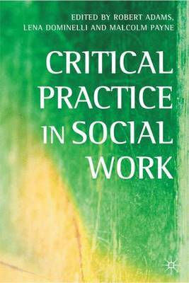 Critical Practice in Social Work image