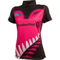 NZ White Ferns Replica T20 Shirt 2016 (Size 16)