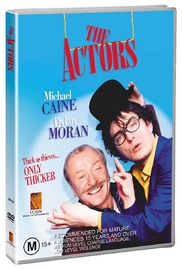 The Actors on DVD image