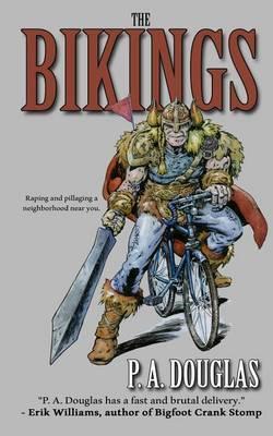 The Bikings by P. A. Douglas image